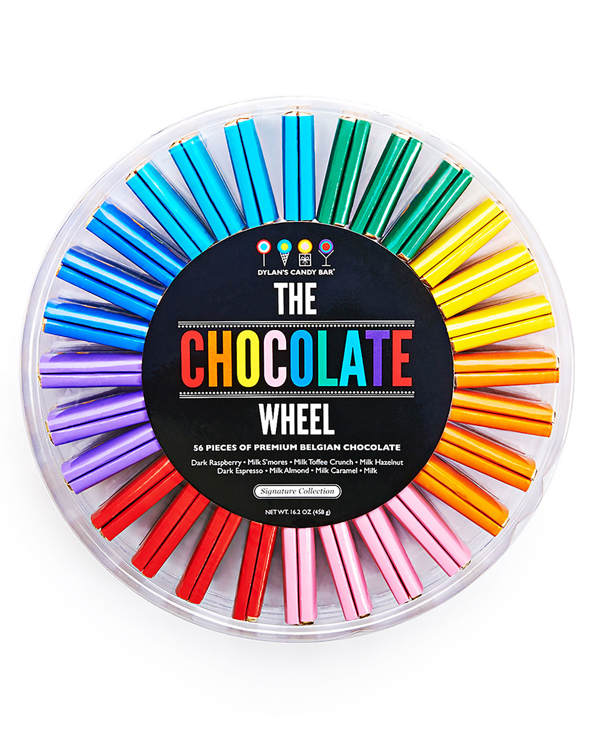 Dylan's Candy Bar Kids' 56-piece Chocolate Wheel In Multi