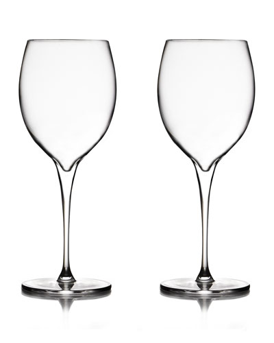 Vie Chardonnay Glasses, Set of 2