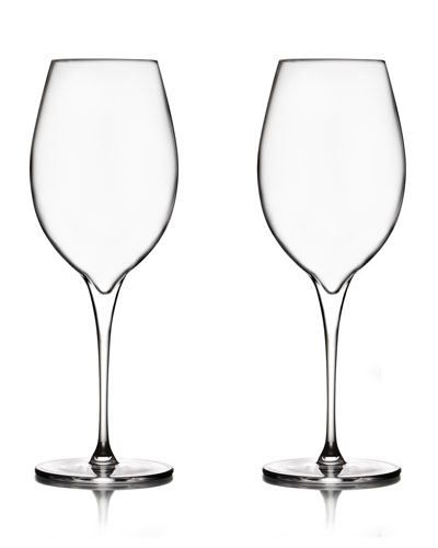Vie Pinot Grigio Glasses, Set of 2
