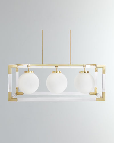 Jacques 3-Light Pendant