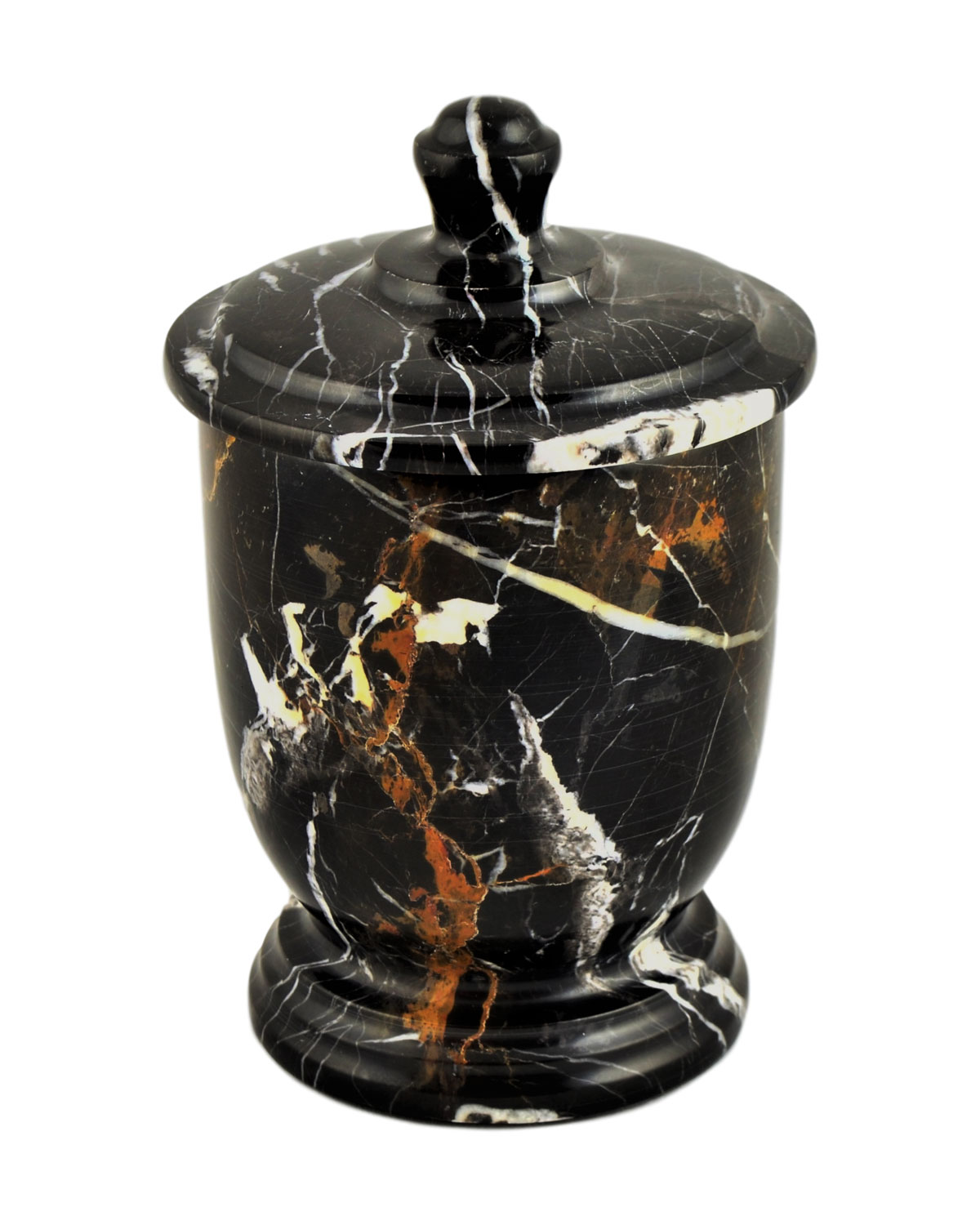 Atlantic Collection Michelangelo Marble Canister