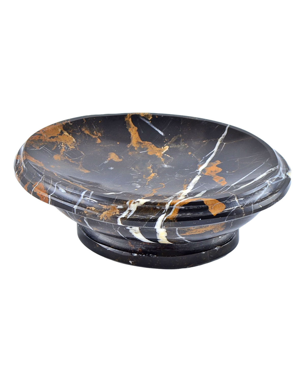 Atlantic Collection Michelangelo Marble Soap Dish