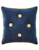 Dian Austin Couture Home Belle Velvet Boutique Pillow
