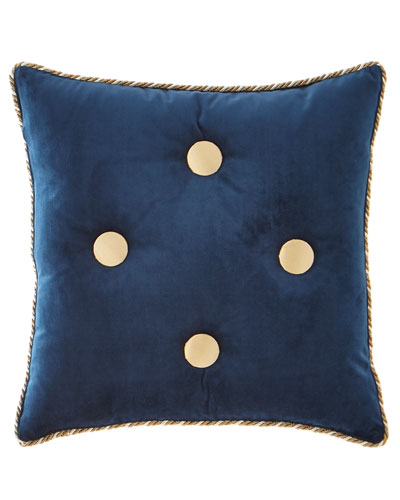 Belle Velvet Boutique Pillow