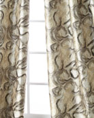 Dian Austin Couture Home Driftwood Curtain Panel, 96