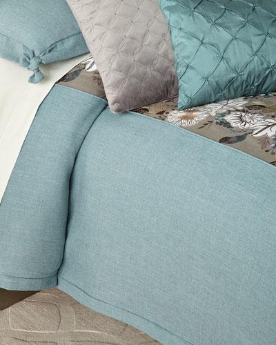 Camellia 3-Piece Queen Comforter Set