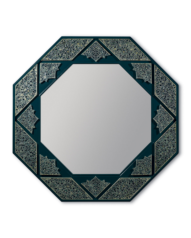Arabesque Octagon Mirror