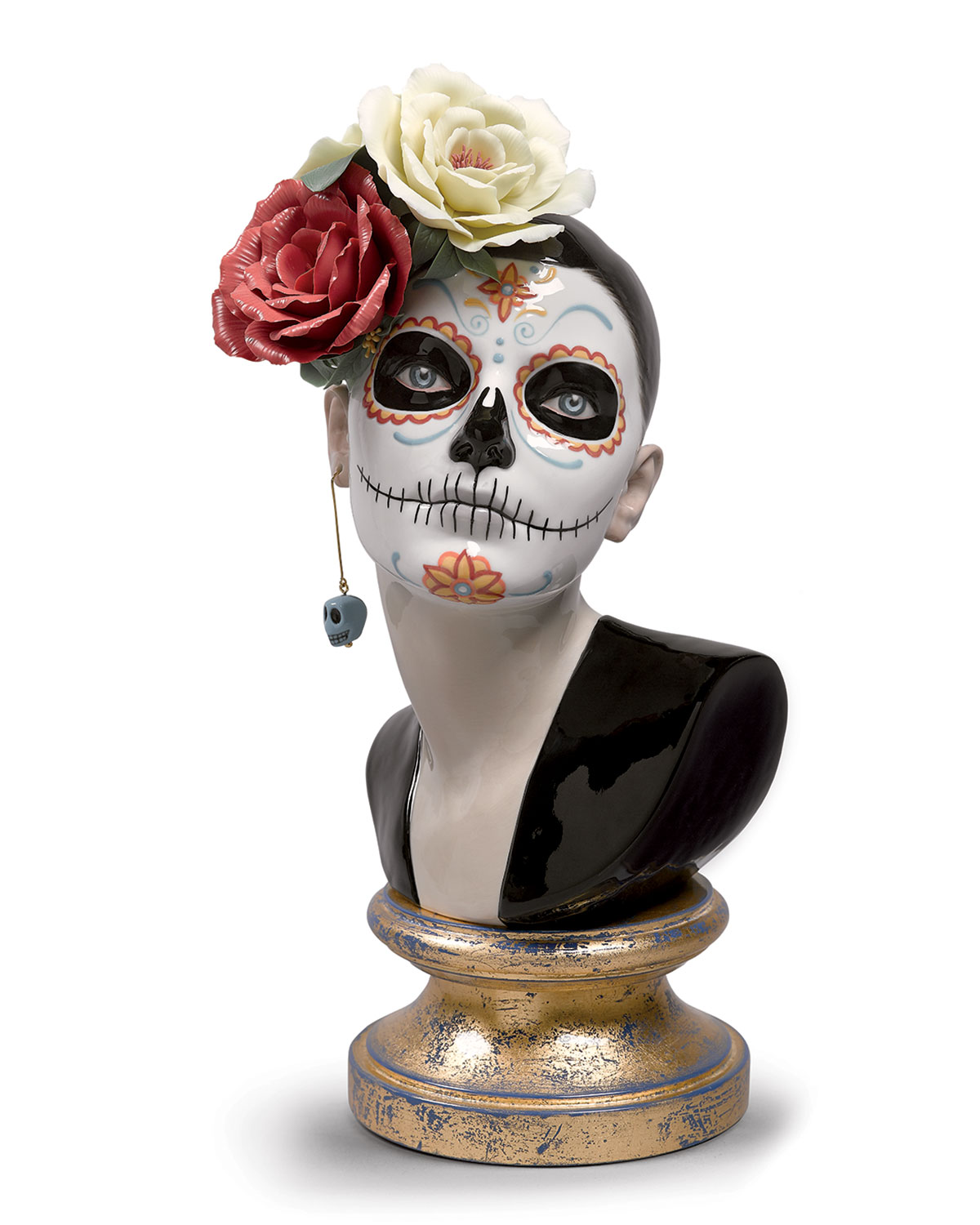 Beautiful Catrina Figurine
