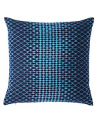 Elaine Smith Optic Decorative Pillow