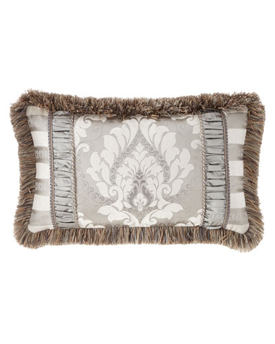 Provence Pieced Lumbar Pillow
