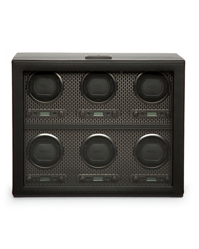Axis 6-Piece Watch Winder