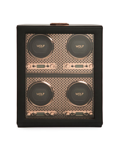 Axis 4-Piece Watch Winder