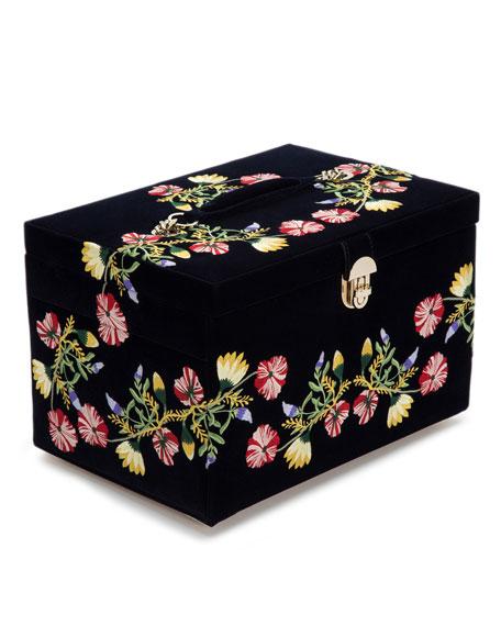 Wolf Designs Zoe Large Jewelry Box