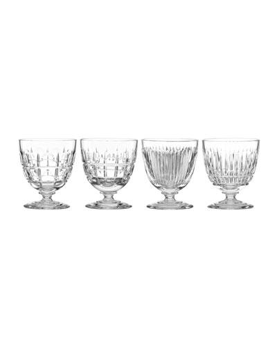 New Vintage Cocktail Glasses, Set of 4