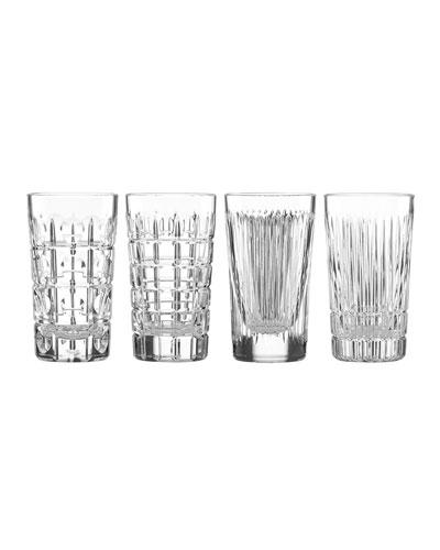 New Vintage Highball Glasses, Set of 4