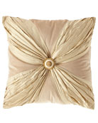 Dian Austin Couture Home Mayorka Grecian Wrap Pillow