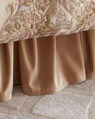 Dian Austin Couture Home Mayorka Adjustable Velvet Dust