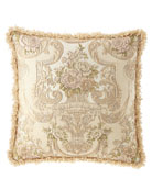 Dian Austin Couture Home Mayorka European Sham with