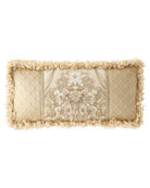 Dian Austin Couture Home Mayorka Boxed Oblong Pillow