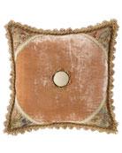 Dian Austin Couture Home Viburnum Pillow Square with