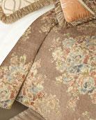 Dian Austin Couture Home Viburnum Floral Queen Duvet