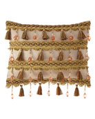 Dian Austin Couture Home Viburnum Breakfast Pillow with