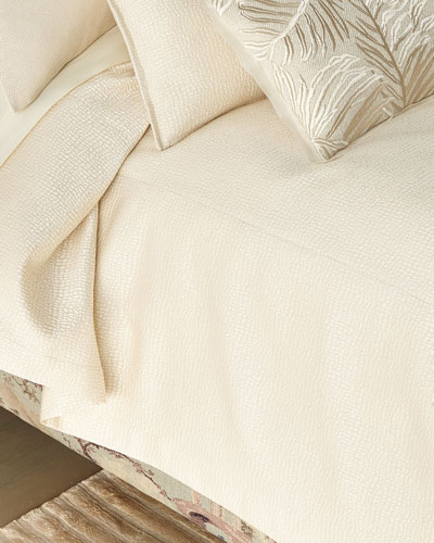 Pertila Super Queen Coverlet with Polivia Backing