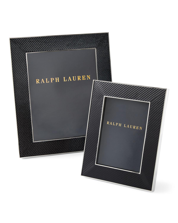 "Ralph Lauren Home Picture frames SUTTON PICTURE FRAME, 5"" X 7"""