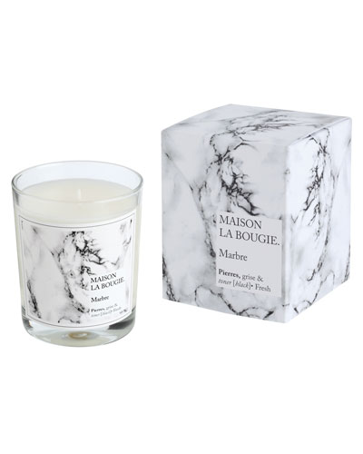 Marbre Scented Candle, 6.7 oz./ 180 g