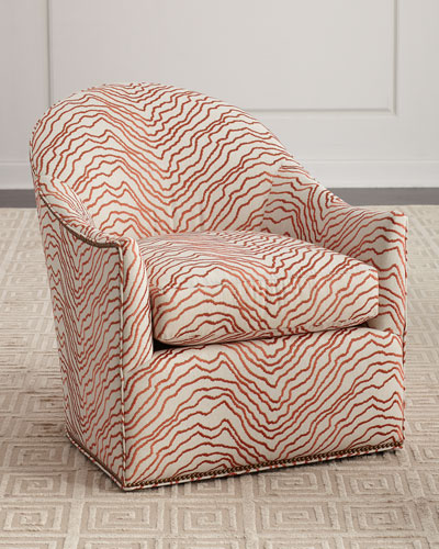 Quince Swivel Chair