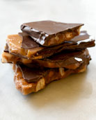 Kreuther Handcrafted Chocolates Macadamia Nut Toffee