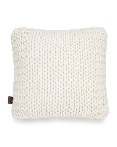 Wharf Knit Pillow