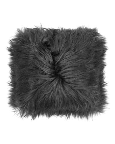 Ringo Genuine Fur Pillow