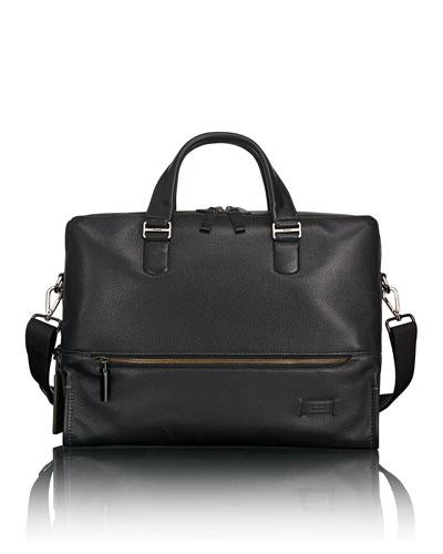 Horton Double-Zip Briefcase