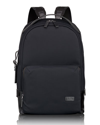 Webster Nylon Backpack with Laptop Compartment
