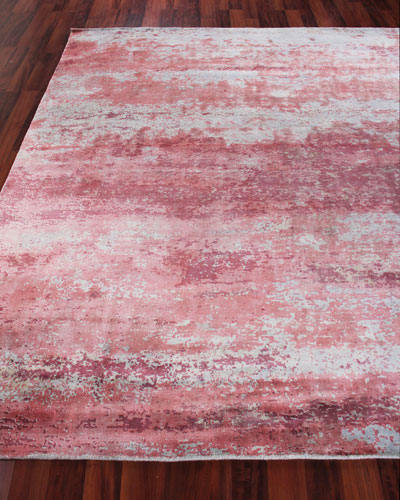 Timlin Hand-Knotted Rug, 8' x 10'