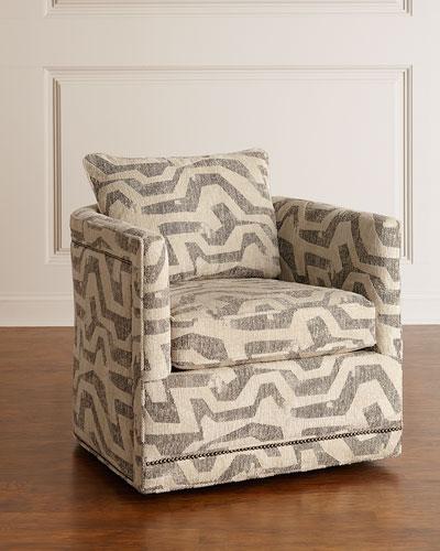 Patrick Swivel Chair