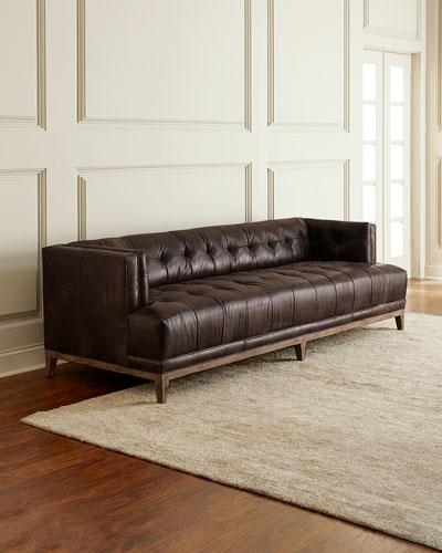 Leather Living Room Furniture Neiman Marcus