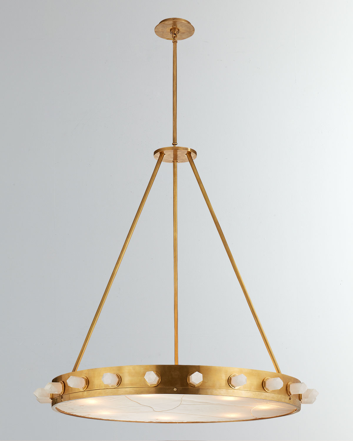 Kelly Wearstler Clothing HALCYON LARGE CHANDELIER