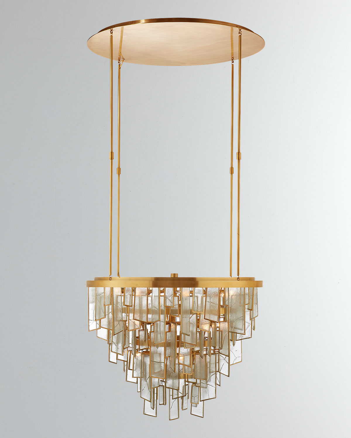 Kelly Wearstler Clothing ARDENT MEDIUM WATERFALL CHANDELIER