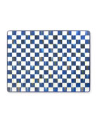MacKenzie-Childs Royal Check Cork Back Placemats, Set of