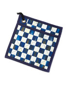 MacKenzie-Childs Check Bistro Pot Holder