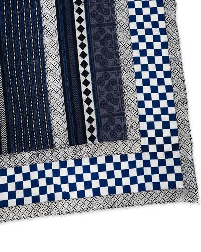Santorini Tablecloth, 58