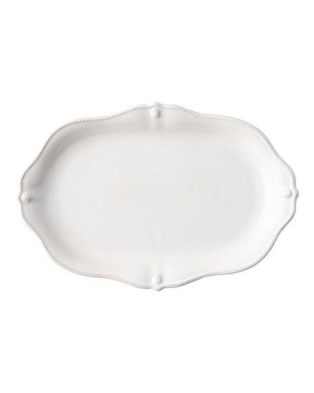 Juliska Berry and Thread Whitewash Platter