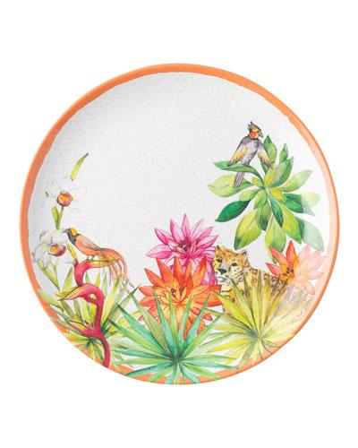 Flora and Fauna Dessert/Salad Plate