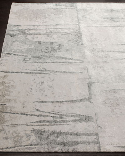 Meryl Hand-Knotted Area Rug,  9' x 12'