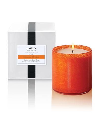 Cilantro Orange Signature Candle, 15.5 oz./ 440 g