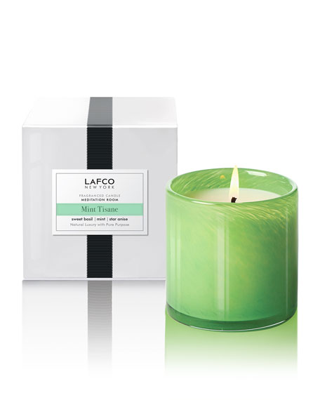 Lafco Mint Tisane Signature Candle, 15.5 oz./ 440 g