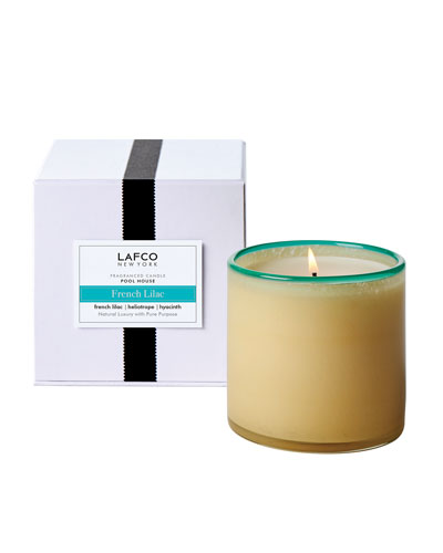 French Lilac Signature Candle, 15.5 oz./ 440 g