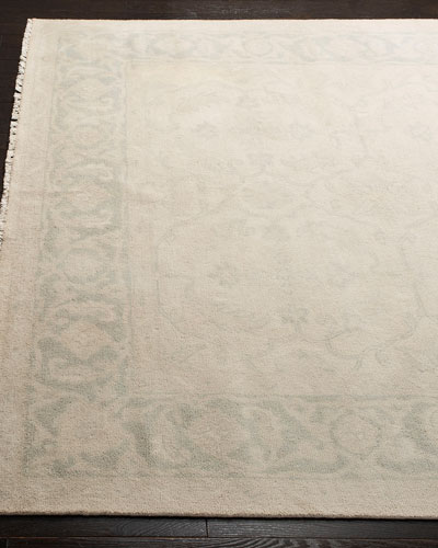 Montaigne Hand-Knotted Rug, 9' x 12'